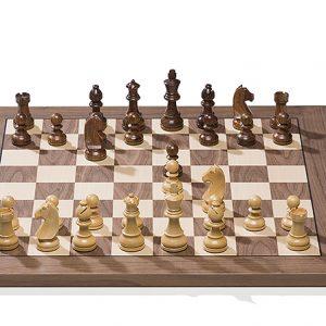 Bezprzewodowa elektroniczna deska szachowa DGT BlueTooth, Orzech