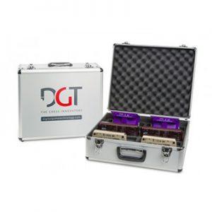 Metalowy Kufer na zegary DGT