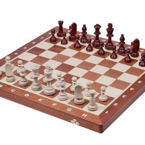 Szachy Turniejowe nr 6 Intarsjowane