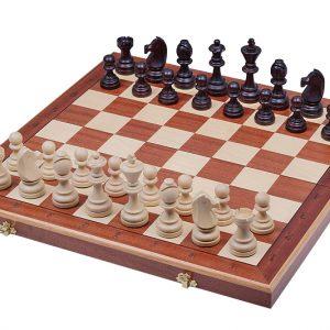 Szachy Turniejowe nr 7 Intarsjowane