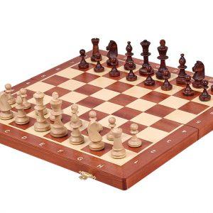 Szachy Turniejowe nr 5 Intarsjowane