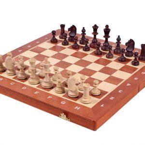 Szachy Turniejowe nr 4 Intarsjowane