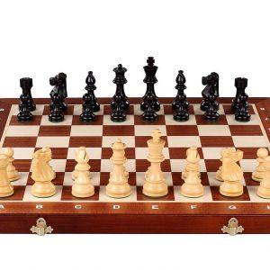 Szachy Turniejowe French Staunton nr 4