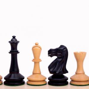 FIGURY SZACHOWE BLACKMORE HEBANIZOWANE 3,75 CALA