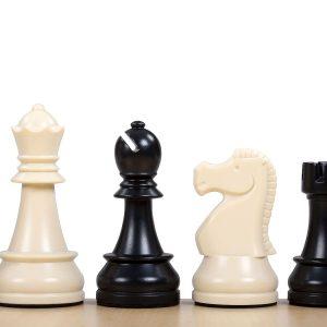 Plastikowe figury szachowe DGT do desek elektronicznych