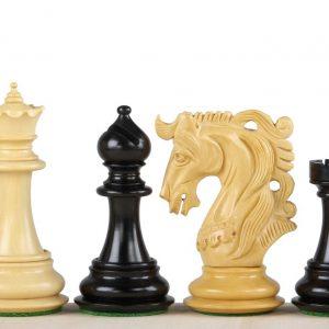 Figury szachowe Elvis Heban 4,25 cala