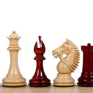 Figury szachowe Made in America Paduk 4 cale