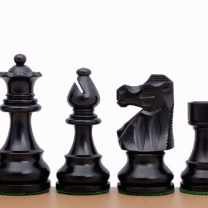 Figury szachowe French 3 cale