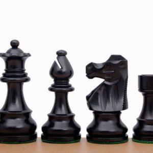 Figury szachowe French 3,5 cala