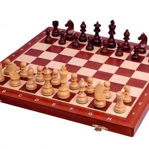 Szachy Turniejowe German Staunton Gold nr 5