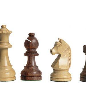 Figury szachowe DGT Timeless do desek elektronicznych - nieobciążane